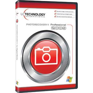 LC Technology PhotoRecovery Professional 2009 PRWINPRO2009