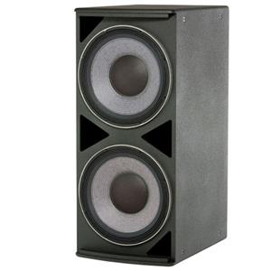 "JBL ASB6125 High Power Dual 15"" Subwoofer ASB6125-WH"