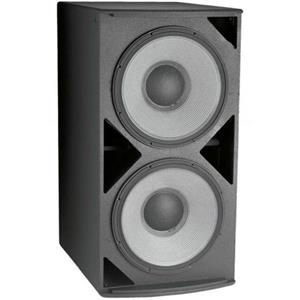 "JBL ASB6128 High Power Dual 18"" Subwoofer ASB6128-WH"