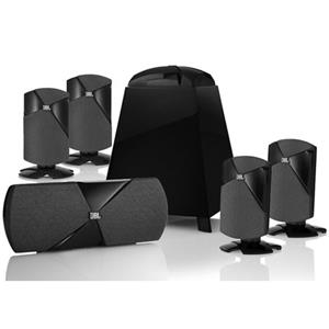 JBL Cinema 300 5.1 Home Theater Speaker System CINEMA300