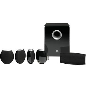 JBL CS480BG Cinema Sound, Home Cinema Speaker Package: Picture 1 regular