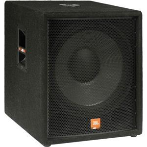 "JBL JRX118SP 18"" Powered Subwoofer JRX118SP"