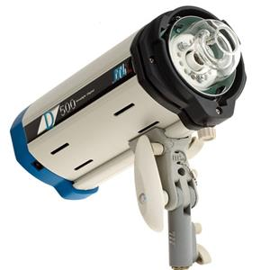 JTL 2305-1 Versalight D-501 Monolight 500W Strobe: Picture 1 regular