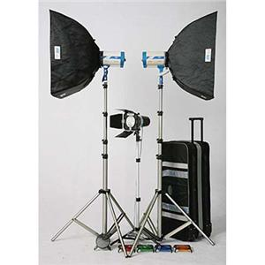 "JTL TL-660 24x24"" Softbox & 3 Monolight Kit 93600"