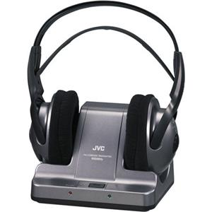 JVC HAW600RF Wireless Stereo Headphone with 160ft Range: Picture 1 regular