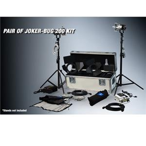 K 5600 Joker-Bug 200 / 200 Combination PAR Lamp Head Complete Kit K0200JBDOUBP