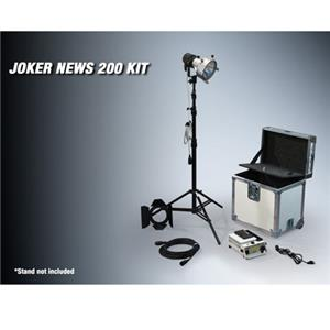 K 5600 Joker-News 200 Watt PAR Lamp Head Complete Kit K0200JNP