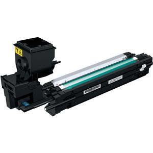 Konica Minolta A0WG07F Yellow Toner Cartridge, MC3730DN: Picture 1 regular