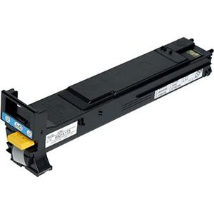 Konica Minolta A06V433 High Capacity Cyan Toner Cartridge A06V433
