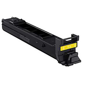 Konica Minolta Toner Cartridge for Magicolor 4650 Printer, Yellow: Picture 1 regular