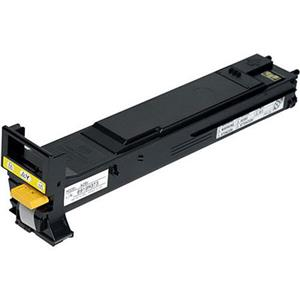 Konica Minolta A06V233 Yellow High-Capacity Toner Cartridge A06V233