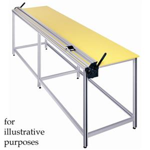 Keencut Big Bench 160 inch Cutting Table Workstation: Picture 1 regular