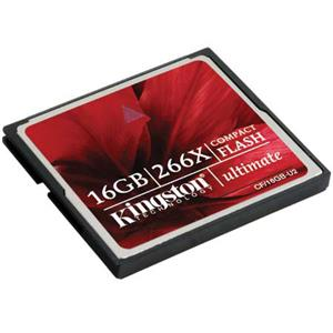 Kingston CF16GB 16GB CompactFlash Memory Card: Picture 1 regular