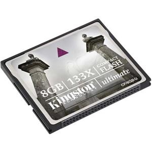 Kingston Technology 8 GB, 133x Ultimate Compact...: Picture 1 regular
