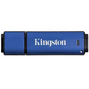Kingston Technology Data Traveler Vault 16GB Flash Drive w/256bit AES #DTVP/16GB: Picture 1 regular