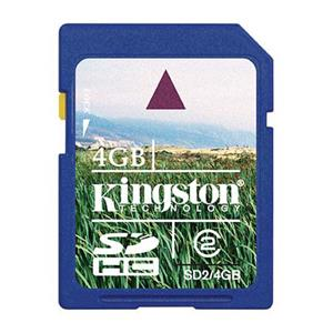 Kingston Technology 4 GB Class 2 Secure Digital...: Picture 1 regular