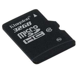 Kingston SDC1032GBSP 32GB microSDHC Class 10: Picture 1 regular