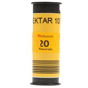 Kodak Professional Ektar Color Negative Film 120mm: Picture 1 regular