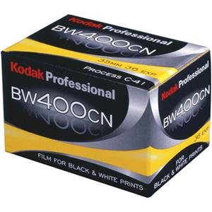 Kodak 1629617 Professional BW400CN Black/White 35mm: Picture 1 regular