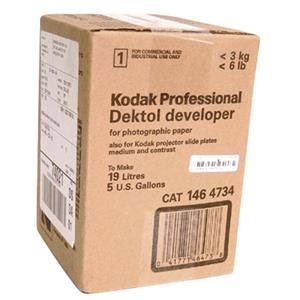 Kodak Dektol Black & White Paper Developer 1464734