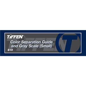 Kodak 1527654T Tiffen Color Separation Guide, 8in Size: Picture 1 regular