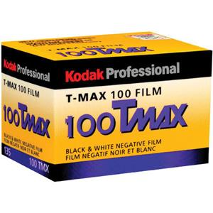 Kodak 8532848 T-Max 100, Black/White Film 35mm, 36 Exp: Picture 1 regular