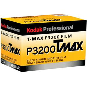 Kodak 1516798 T-Max P3200 TMZ Black/White Film, 35mm: Picture 1 regular