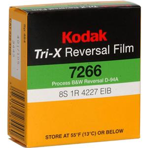 Kodak 1889575 TXR-464 Tri-X Reversal Black/White Film: Picture 1 regular