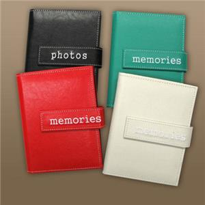 Kleer-Vu Photo Stitched Leatherette Album, Font...: Picture 1 regular