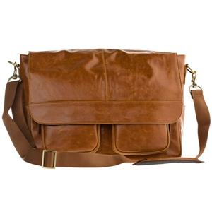 Kelly Moore Boy,Shoulder Style Small Camera Bag,Caramel: Picture 1 regular