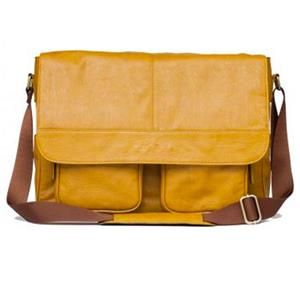 Kelly Moore Boy, Shoulder Small Camera Bag, Mustard: Picture 1 regular