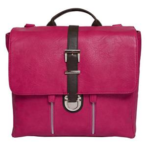 Kelly Moore Chapel Convertible Backpack - Fuchsia: Picture 1 regular