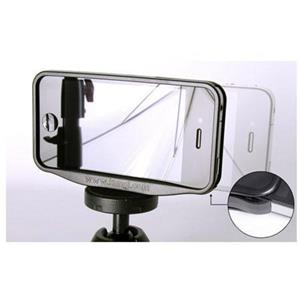 Kungl iPhone 4 & 4S Pro Tripod Adapter with Case, Black: Picture 1 regular