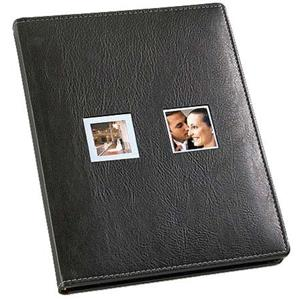 Leather Album Designs Prestige Flush Series Library Bound Album UN2617 3 10X10-12