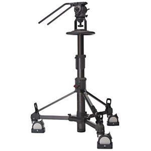 Libec LS85PDS Pedestal System w/ P110 Pedestal, H85 Head & Two PH7 Arms: Picture 1 regular