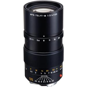 Leica 11889 135mm f3.4 APO-TELYT-M Telephoto Lens: Picture 1 regular