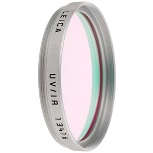 Leica 13416 39E Digital UV/IR Filter - Silver Mount: Picture 1 regular