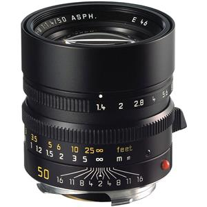 Leica 50mm f/1.4 Summilux M Aspherical Lens, USA: Picture 1 regular