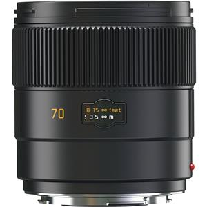 Leica Summarit-S 70mm F/2.5 CS Aspherical CS Lens 11051