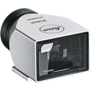 Leica 12025 Brightline Finder M for 21mm M Lens, Silver: Picture 1 regular
