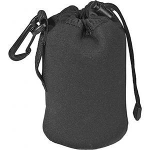 LensCoat Soft Neoprene LensPouch Bag LCLPLWBK