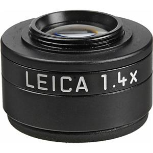 Leica 12006 Viewfinder Magnifier 1.4x, Black: Picture 1 regular