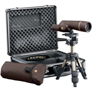 Leupold Golden Ring Compact 50mm Straight View Spotting Scope 61100