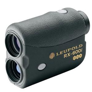 Leupold RX-600i Digital Laser Rangefinder with DNA, Black/Gray: Picture 1 regular