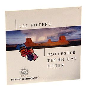 Lee G025P3 CC Green 025 Compensating Filter - Polyester: Picture 1 regular