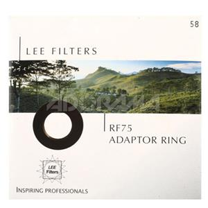 Lee 58mm Adapter Ring RF75AR058