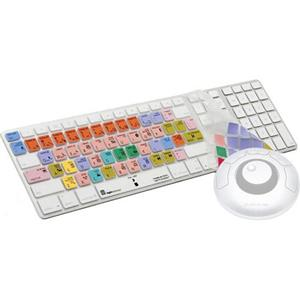 LogicKeyboard Transparent Apple Ultra Thin Keyboard LogicSkin: Picture 1 regular