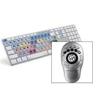 LogicKeyboard Advance Avid Media Composer, Apple Ultra Thin Alu Keyboard: Picture 1 regular