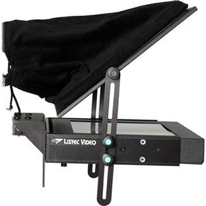 "Listec Teleprompters STS-15SAP-LT 15"" LED SOLO Flat-Panel Studio Off-Camera Prompter STL-15SAPT-LT"