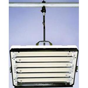 Lowel e-Studio 6 Fluorescent Light Unit with Mounting Plate & AC Cable, 330W: Picture 1 regular